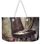 Waiting For Soup Weekender Tote Bag