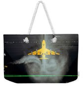 Wake Vortex Flow Visualization Tests Weekender Tote Bag
