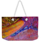 Waking Up Weekender Tote Bag