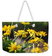 Waking Up To Sunshine Weekender Tote Bag