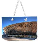 Wales Millenium Centre 3 Weekender Tote Bag