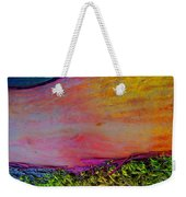 Walk Into The Future Weekender Tote Bag
