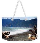 Walk On La Push Beach Weekender Tote Bag