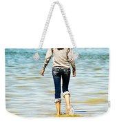 Walking Away 1 Weekender Tote Bag