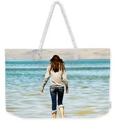 Walking Away 2 Weekender Tote Bag