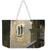 Walking Through A French Castle Weekender Tote Bag