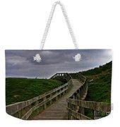 Walkway On Phillip Island Weekender Tote Bag