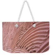 Wall. Abstract Macro Photography. Weekender Tote Bag