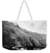 Wall Of Dust, Kansas, 1935 Weekender Tote Bag
