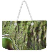 Wall Of Water Abstract Weekender Tote Bag