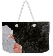 Wall Texture Number 6 Weekender Tote Bag