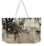 Wall Texture Number 9 Weekender Tote Bag