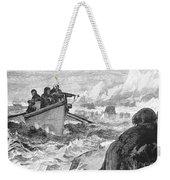 Walrus Hunt, 1875 Weekender Tote Bag