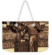 Walt And Mickey California Adventure Weekender Tote Bag