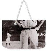 Walter Fenner Leonard Weekender Tote Bag