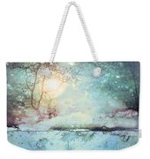 Wandering In The Light Weekender Tote Bag