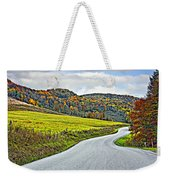 Wandering In West Virginia Weekender Tote Bag