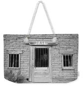 Wanted - Get Out Of Jail  Card  Weekender Tote Bag