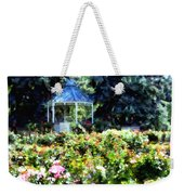 War Memorial Rose Garden 1  Weekender Tote Bag