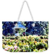 War Memorial Rose Garden  3 Weekender Tote Bag