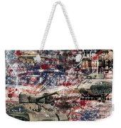 War Wagons    Weekender Tote Bag