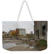 Warehouse Cold Storage 2 Weekender Tote Bag