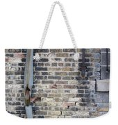 Warehouse Drain Pipe 1 Weekender Tote Bag