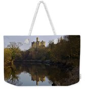 Warkworth Castle Weekender Tote Bag