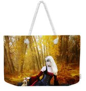 Warm Friends Weekender Tote Bag by Mary Hood