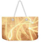 Warm Strings Of Glowing Light Weekender Tote Bag