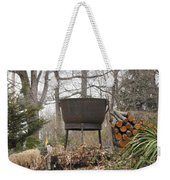 Warmth For The Lost  Weekender Tote Bag
