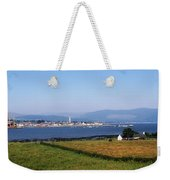 Warrenpoint From Carlingford, Co. Down Weekender Tote Bag
