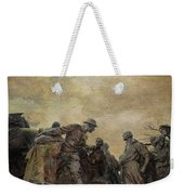 Wars Of America Weekender Tote Bag