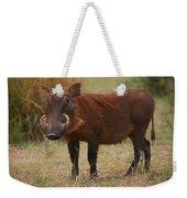 Warthog Weekender Tote Bag