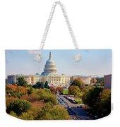 Washington Weekender Tote Bag