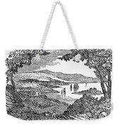 Washington, D.c., 1840 Weekender Tote Bag