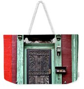 Washington Doorway Weekender Tote Bag