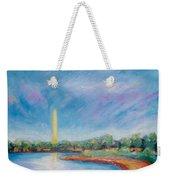 Washington Sky Weekender Tote Bag
