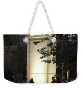 Washington Square Park Weekender Tote Bag