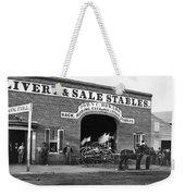 Washington: Stables, 1865 Weekender Tote Bag