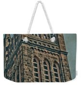 Washington Street Weekender Tote Bag