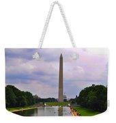 Washington - The Gathering Storm Weekender Tote Bag