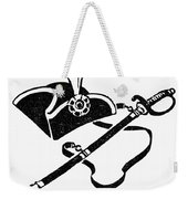Washingtons Birthday Weekender Tote Bag