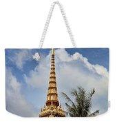 Wat Chalong 5 Weekender Tote Bag