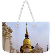 Wat Suan Dok Royal Cemetery  Weekender Tote Bag