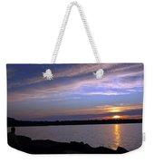 Watchin The Sun Set Weekender Tote Bag