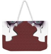 Watching 1 Weekender Tote Bag