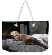 Watching Everybody Weekender Tote Bag