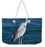 Watching For Fish Weekender Tote Bag