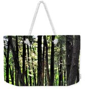 Watching Over You Weekender Tote Bag